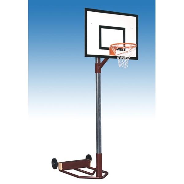 canestro basket regolabile trasportabile