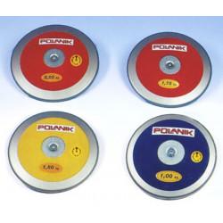 Disco da lancio kg. 1 certificato IAAF