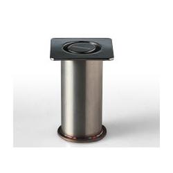 Base di fissaggio universale in acciaio inox con guarnizione