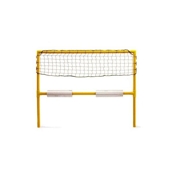 Struttura per gioco pallavolo in piscina, galleggiante