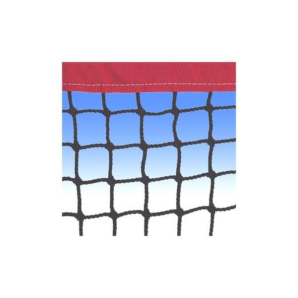 Rete per beach volley con maglia piccola, adatta per racchettoni e beach tennis