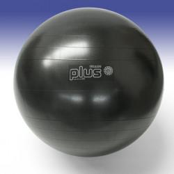 Palla Gymnic Plus cm. 65 nera