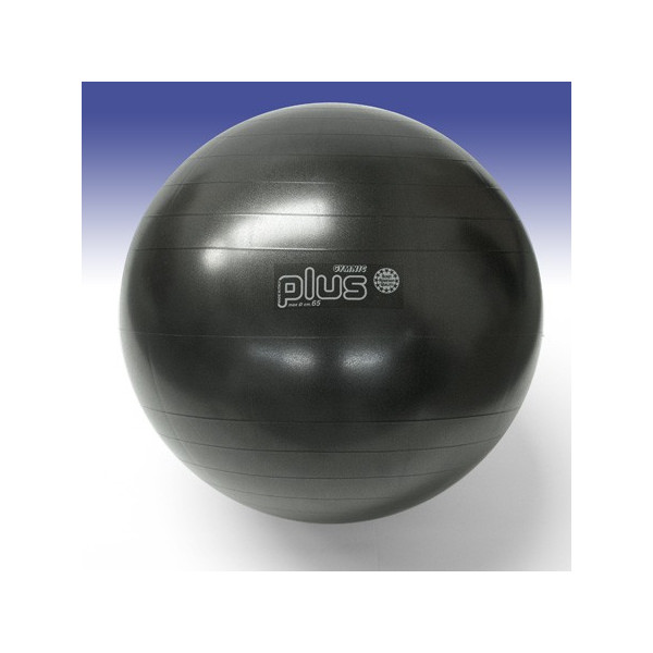 Fitball Gymnic Plus 65 cm nera