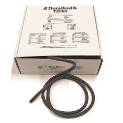 Rotolo elastico tubolare Thera-Band mt. 30,5 colore Nero