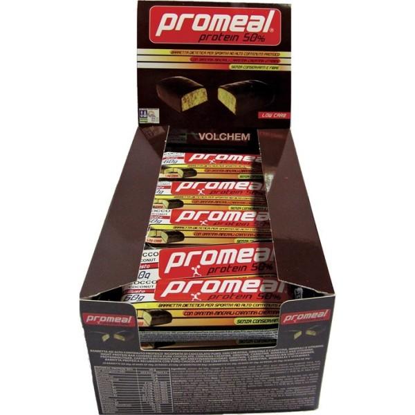 Confezione 20 barrette Promeal Protein