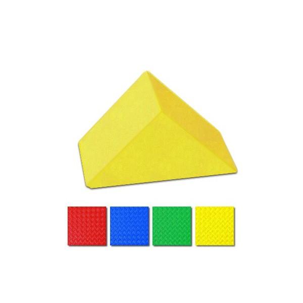 Triangolo imbottito per psicomotricità