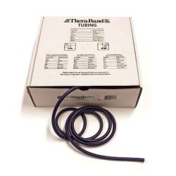 Elastico tubolare Thera-Band colore BLU, servizio di taglio su misura, prezzo al metro