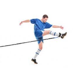 Super Kick, elastico per allenamento esplosivo dei calci e dei lanci