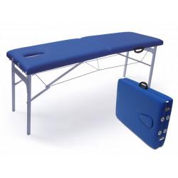 Lettino Pieghevole Massaggio.Lettino Per Massaggi Imbottito Pieghevole A Valigia