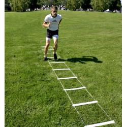 Spring Back Ladder Stroops, scaletta elastica per coordinazione, cm. 500 min.