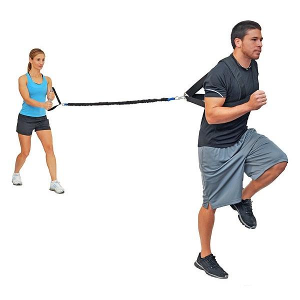 Variable Resistance Trainer, elastico da