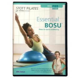 Bosu DVD Pilates e Stott Pilates, principi essenziali. Durata 146 minuti