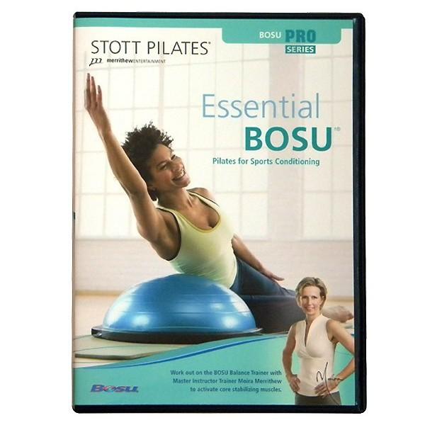 Bosu DVD Pilates e Stott Pilates,