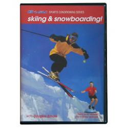 DVD sullo sci e lo snowboard, allenamento specifico con il Bosu