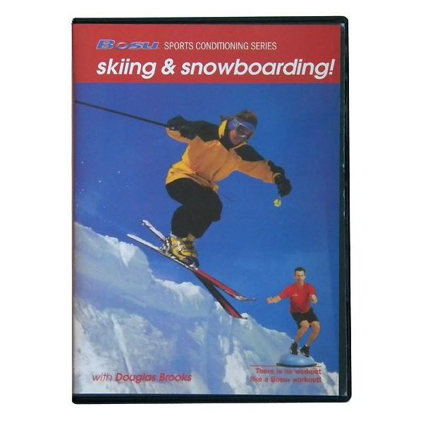 DVD sullo sci e lo snowboard,