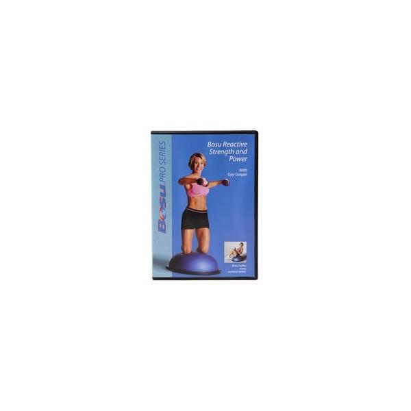 DVD su sviluppo di forza reattiva e