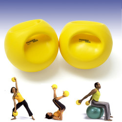 kettlebell riempibili con acqua Training Bowl