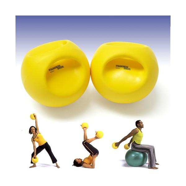 kettlebell riempibili con acqua Training Bowl