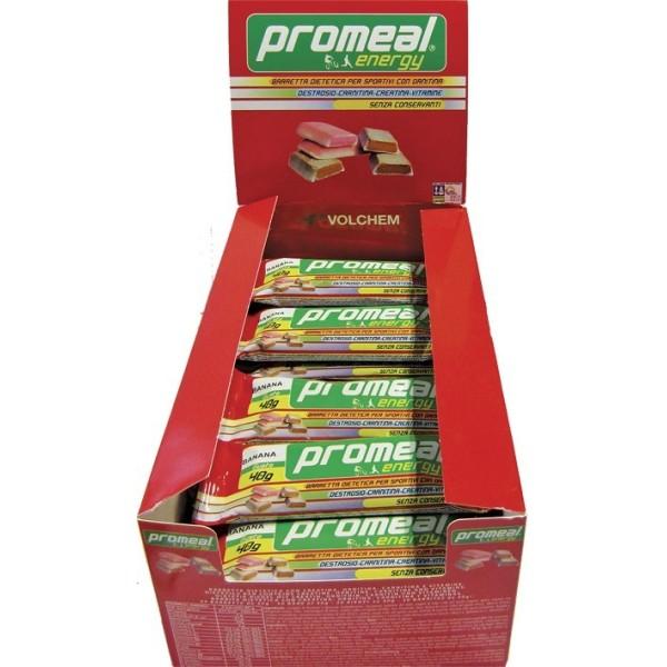 Confezione 30 barrette Promeal Energy