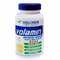 Volamin Volchem aminoacidi ramificati, barattolo da 120 compresse da 1 gr.