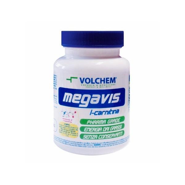 Megavis Volchem, carnitina pura, 60