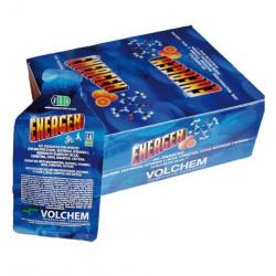 Energen Vochem, gel con maltodestrine-aminoacidi ramificati-carnitina, 24 buste da 30 ml.