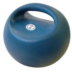 palla medica con maniglia 3 kg