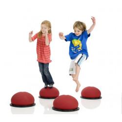 Mini Jumper Togu, pedana funzionale diametro 36x18H cm.