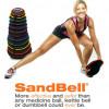 Sandbell da kg 9 max, da riempire