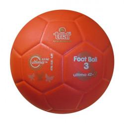 Pallone minicalcio Trial Ultima 42-3 a triplo strato, misura 3