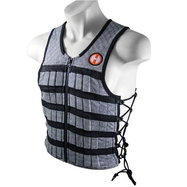 Hyperwear Hyper Vest Pro, giubbetto zavorrato regolabile da 10 libbre