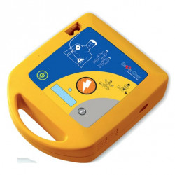 Defibrillatore semiautomatico Saver One AED DAE ad accesso pubblico PAD