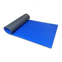 Stuoia arrotolabile TecnoCarbon professionale per fitness, pilates, ginnastica