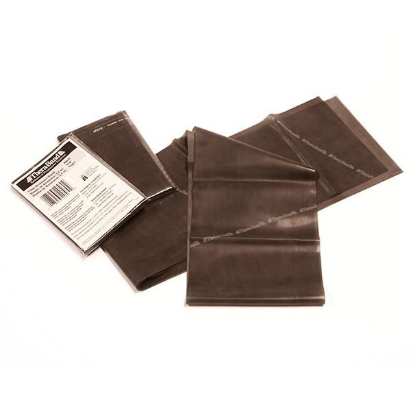 Banda elastica Thera-Band cm. 150 molto forte col. nero