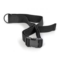 Cintura per elastici Stroops, regolabile, con anello scorrevole