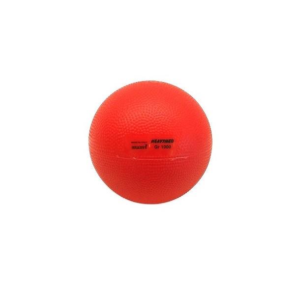 Palla medica ridotta 1 kg, diametro 12 cm