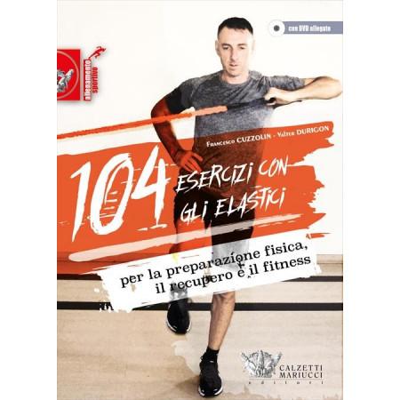 Libro+DVD 104 Esercizi con gli elastici