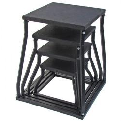 Plyometric Box Gymstick da 60 cm., pedana per pliometria