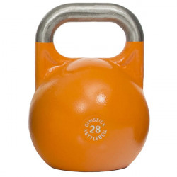 Competition Kettlebell hollow Gymstick in acciaio da 8 a 32 kg.