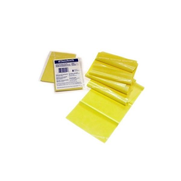 Banda elastica Thera-Band cm. 150 giallo, molto leggera