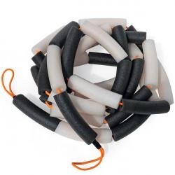 Asticella segnalimite soft antitrauma con elastico