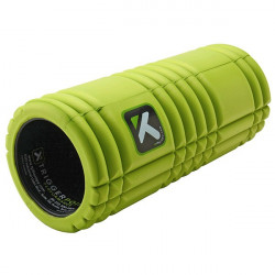 The Grid LIME Trigger Point, roller miofasciale da 33 cm Colore verde