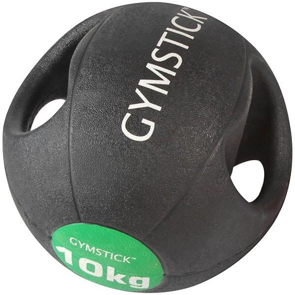 Palla medica con maniglie da kg. 10 Gymstick