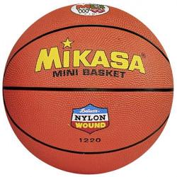 Pallone minibasket Mikasa 1220, misura 5, in gomma