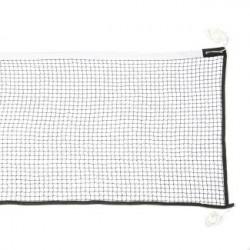 Impianto badminton da competizione, con rete