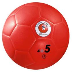 Pallone calcetto alleggerito a rimbalzo controllato Trial