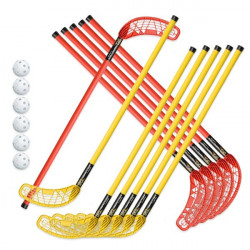 Set 6+6 stick Original per Unihoc e 6 palle