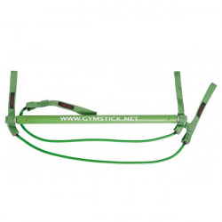 Barra TELESCOPICA Gymstick original verde - OUTLET