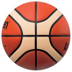Pallone basket Molten BGM7X vista laterale