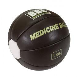 Palla medica in pelle BBE - 3 kg.